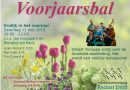 Voorjaarsbal met orkest Turquasi op 11 mei 2019